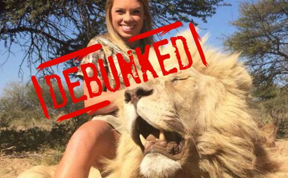 An Open Letter To The Kendall The Trophy Hunter