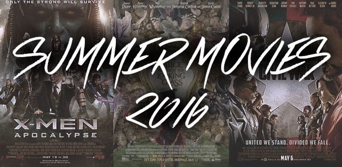 Summer Movie Headliners