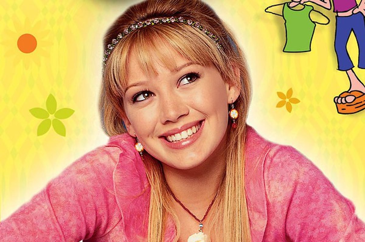 10 Looks Only Lizzie McGuire Could Pull Off
