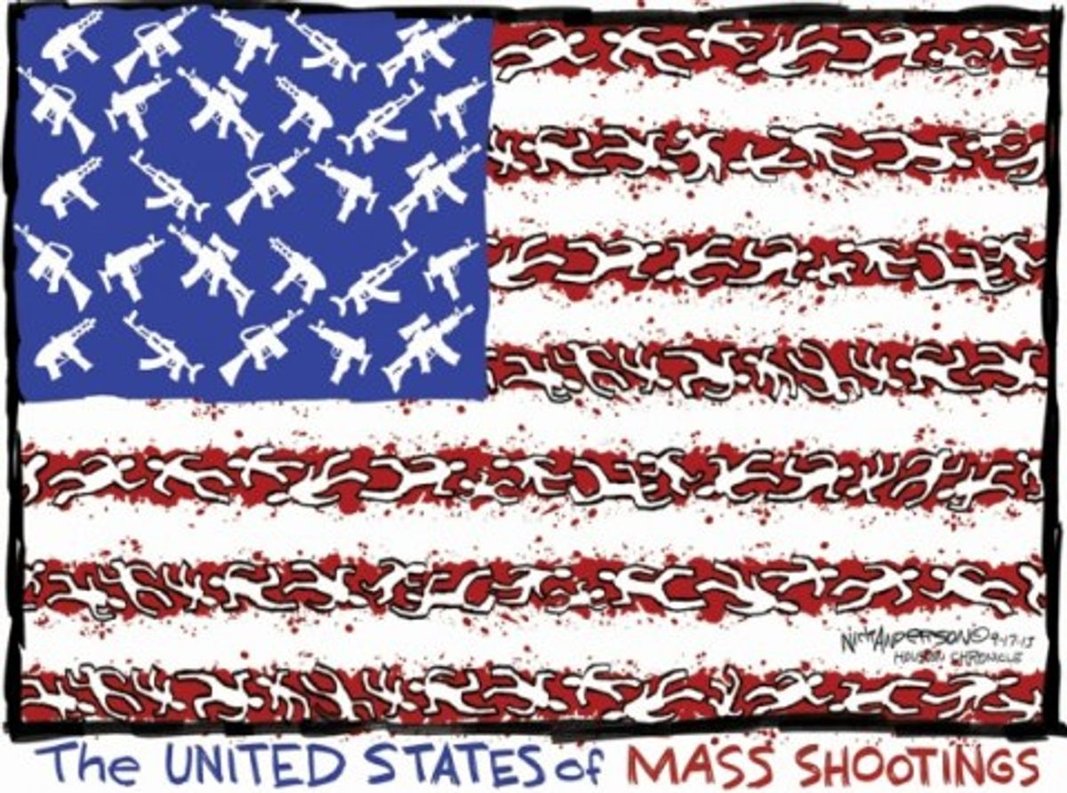 Just Another Mass Shooting