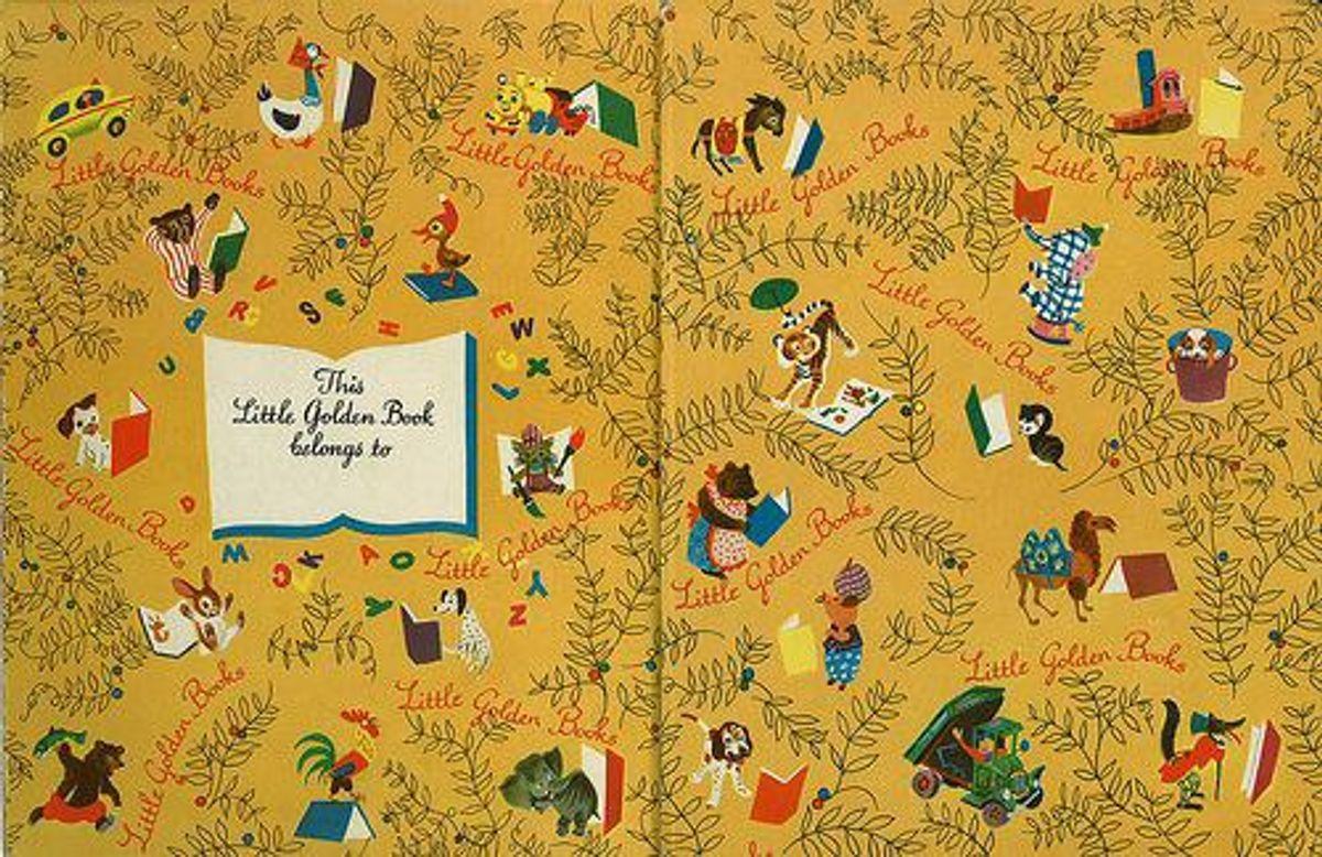 Little Golden Book Life Lessons