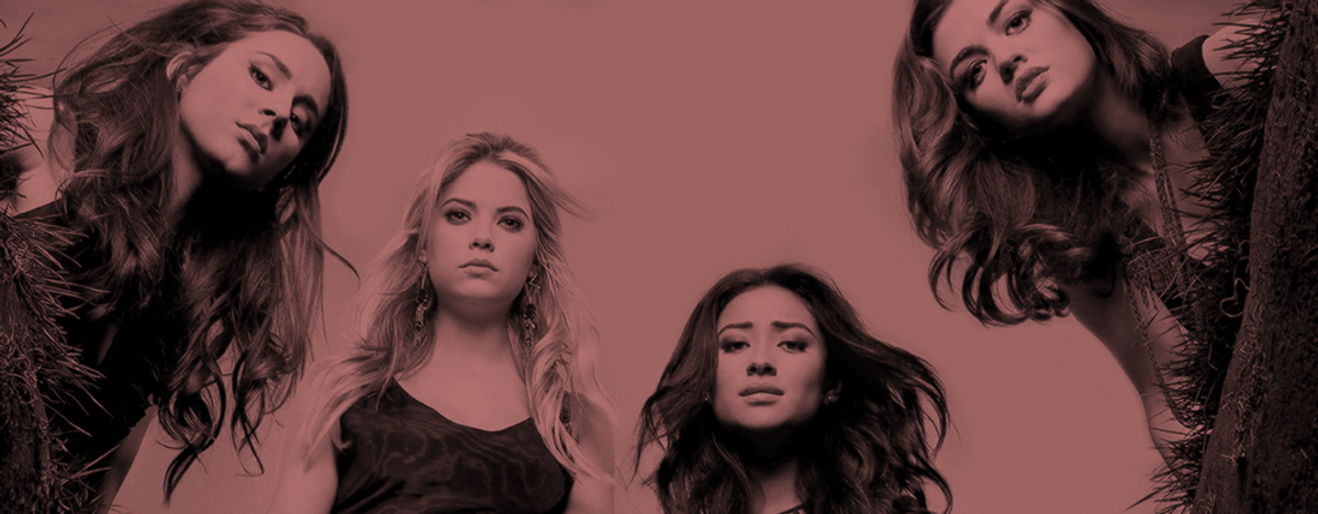 Why The Season 7 Premiere Of 'Pretty Little Liars' Blew Our Minds
