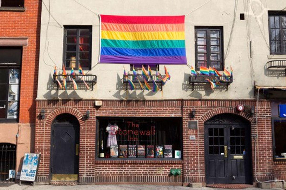 A Brief History Of Gay Pride