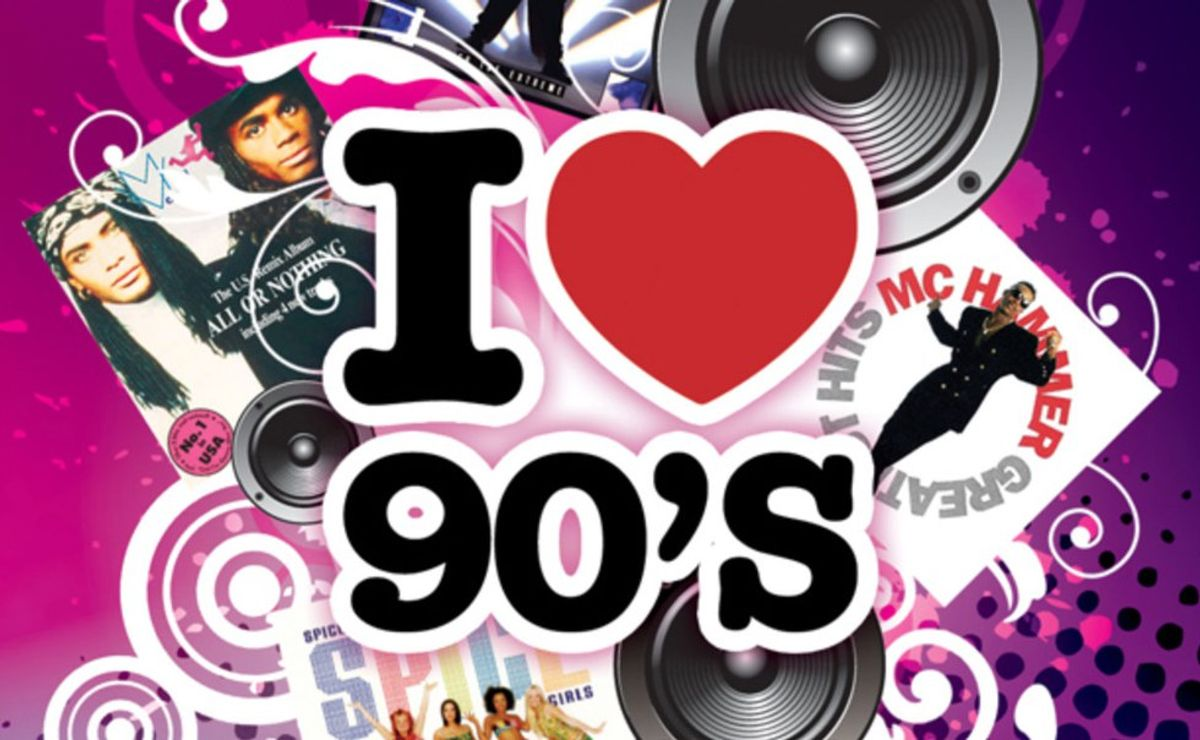 10 Reasons Why The 90s Was The Best Decade For Music