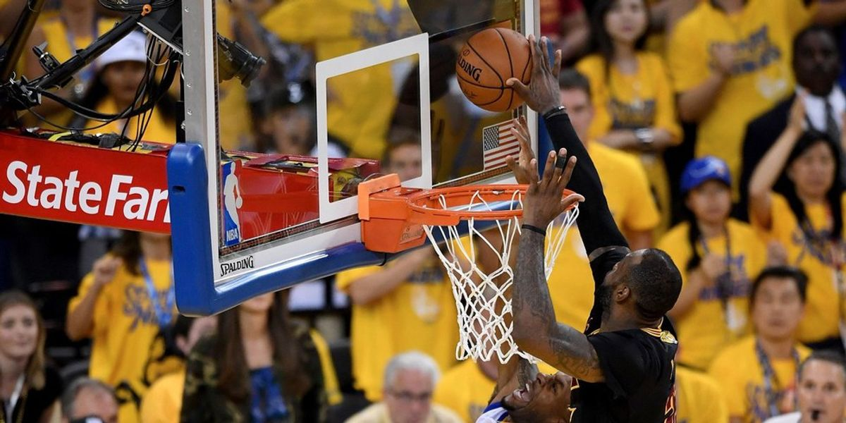 King James: Did He Finally Earn His Title?