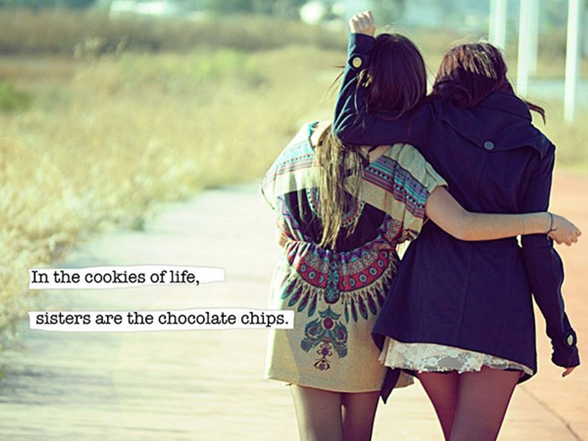 11 Reasons Why Having A Sister Is The Best