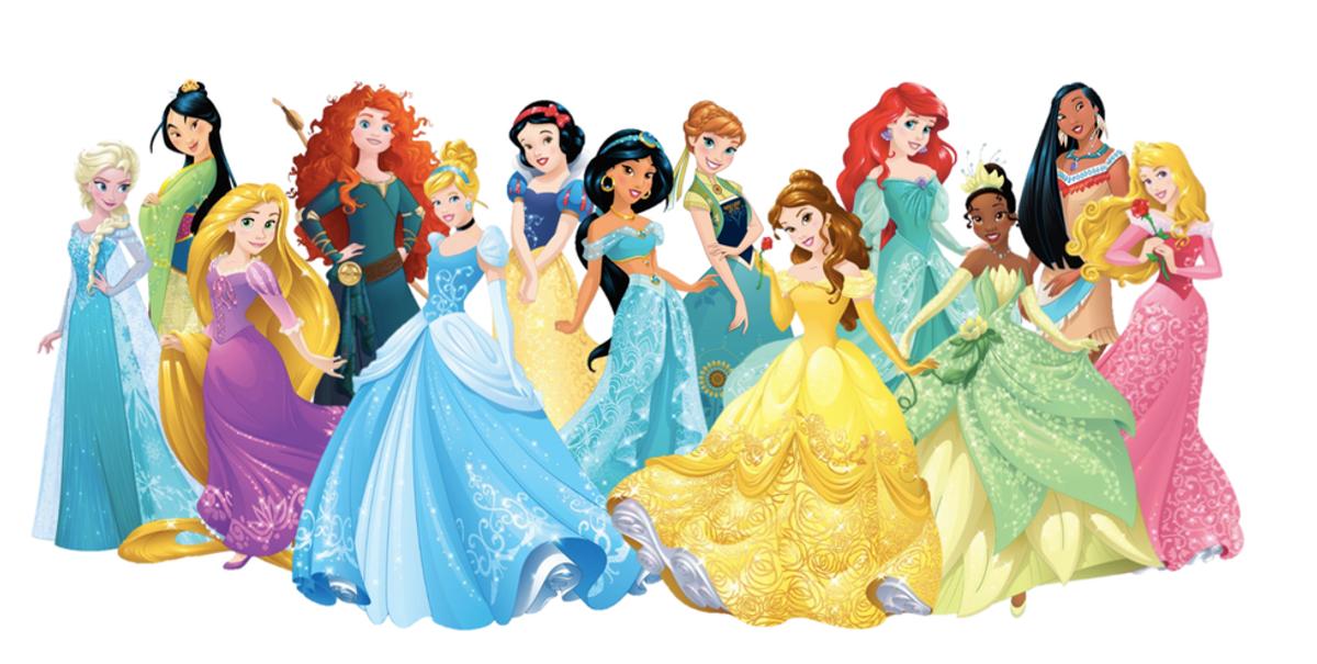 Ranking of Disney Princesses Toughness