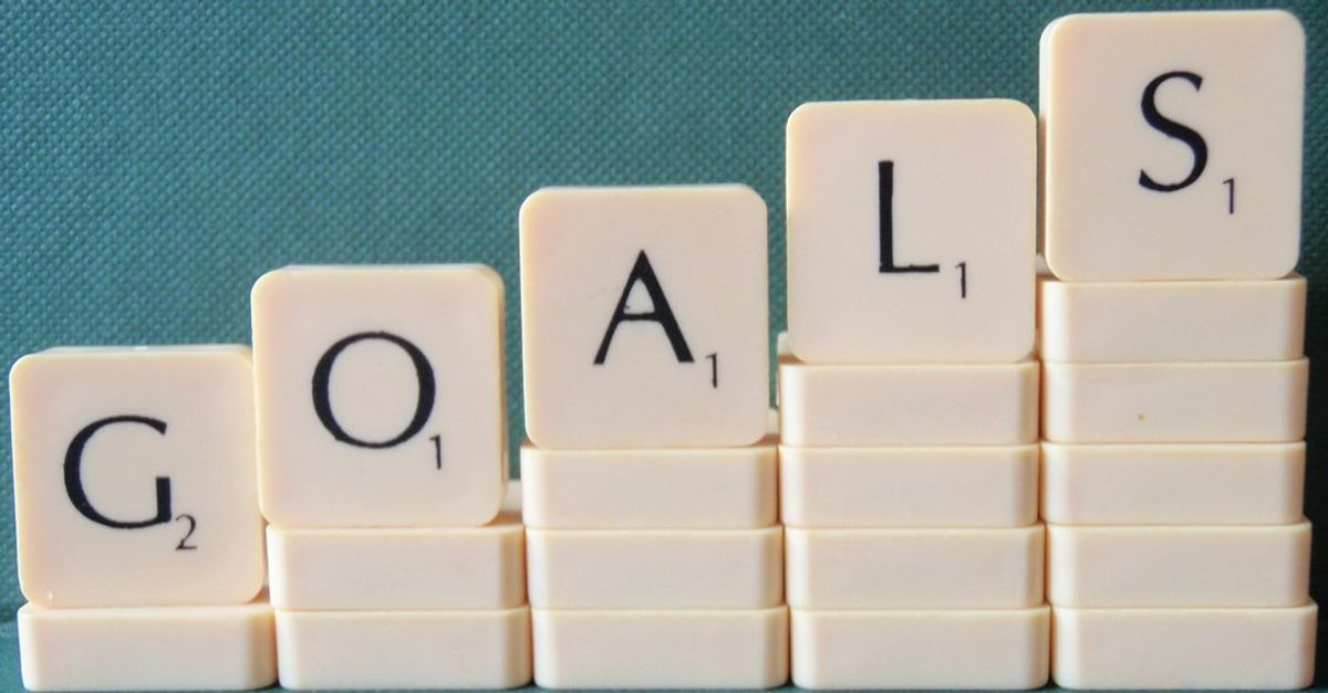 Why It's Important To Set Goals For Yourself