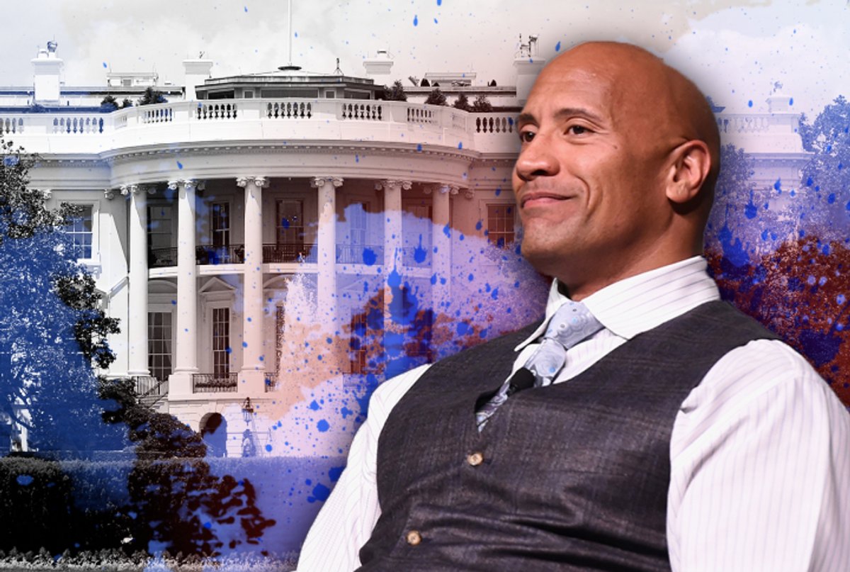 "11 Reasons Why Dwayne ""The Rock"" Johnson Would Be A Better President Than The Current Candidates"