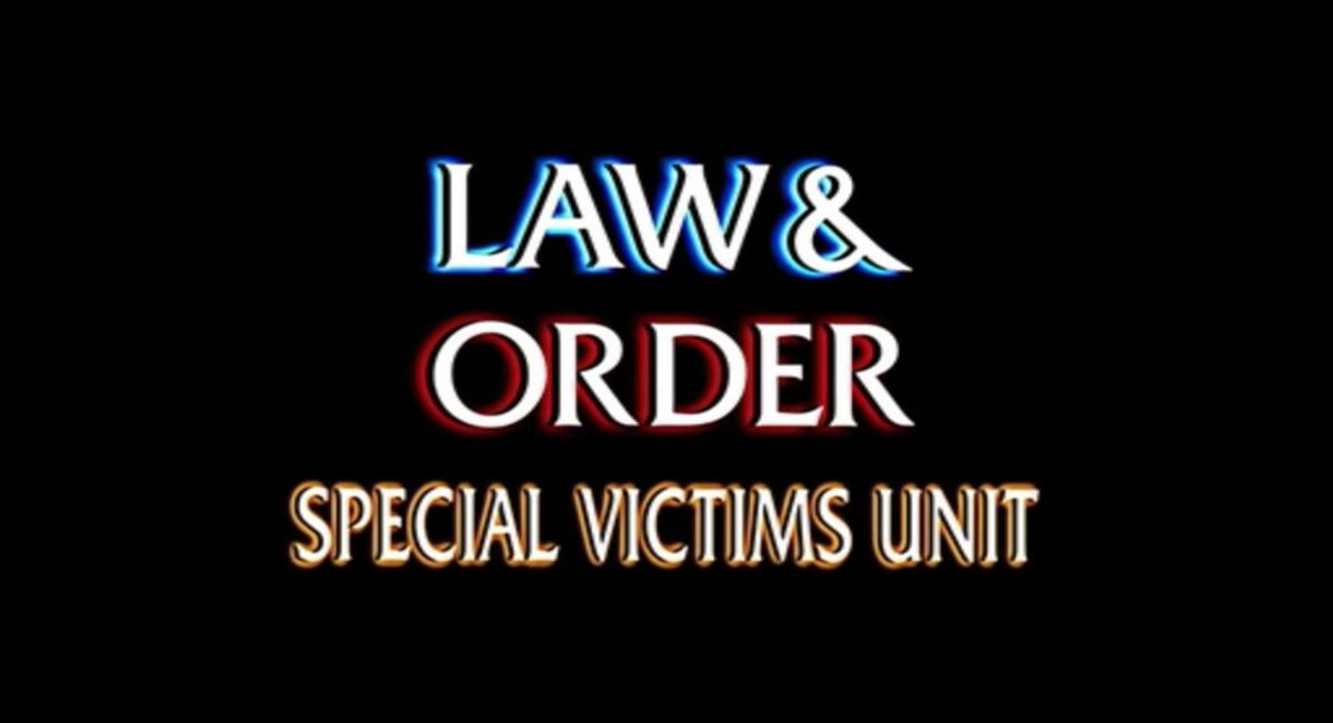 Why Law And Order: SVU Is The Best Show