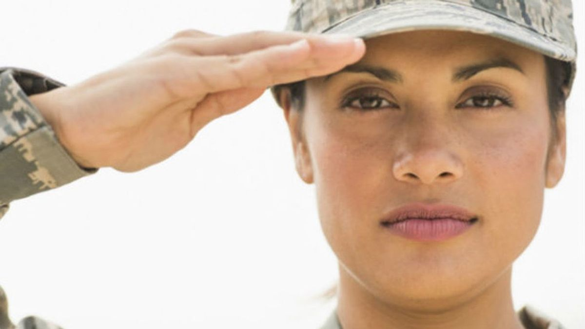 Yes -- Women Should Be Required To Register For The Draft
