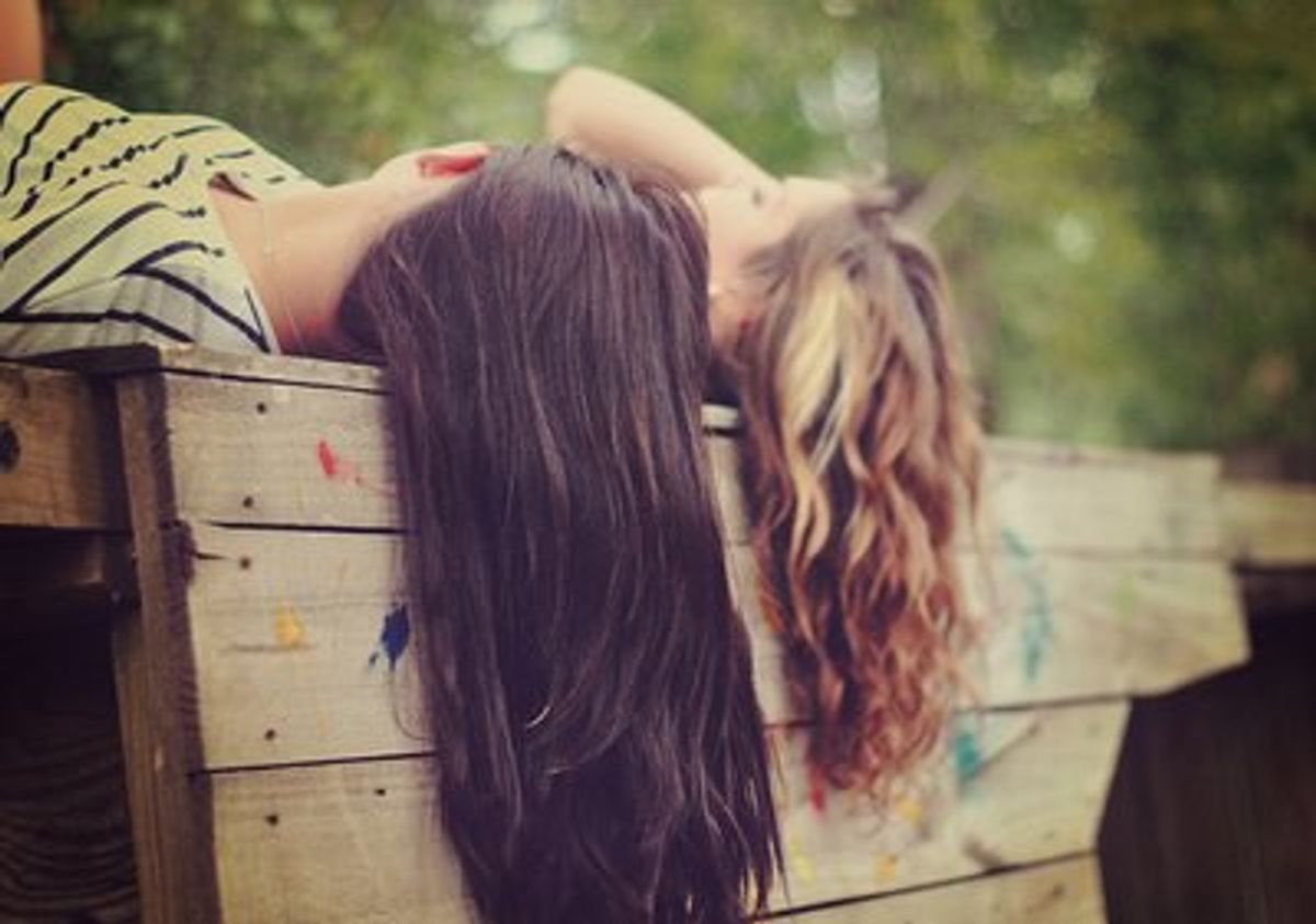 An Open Letter To The Friend Who Doesn't Know How Valuable She Is