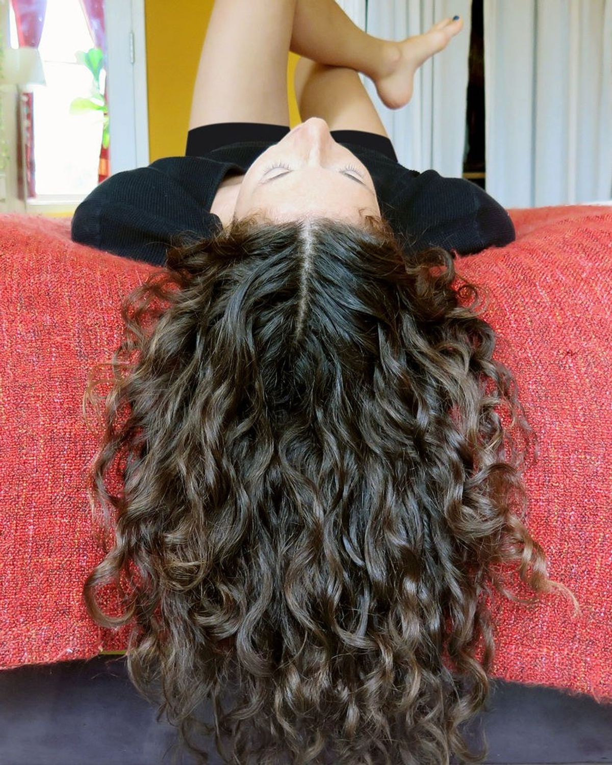 25 Struggles Of Curly Hair Girls