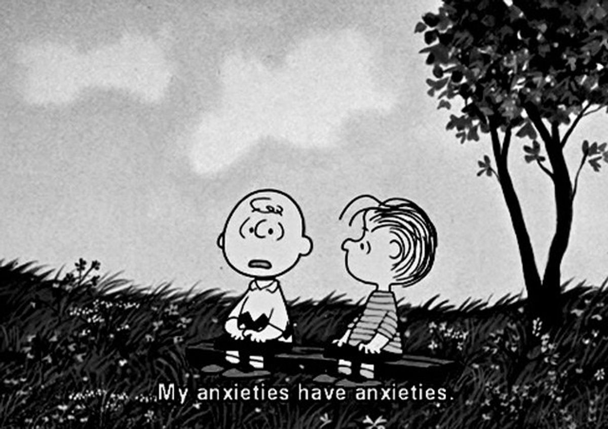 Why You Should Talk About Your Anxiety