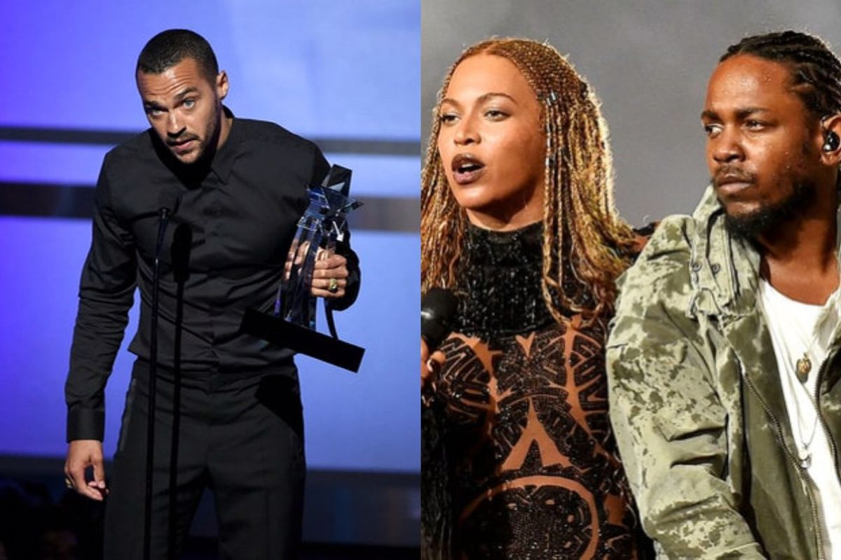 Beyonce and Jesse Williams Takes Black America to Church