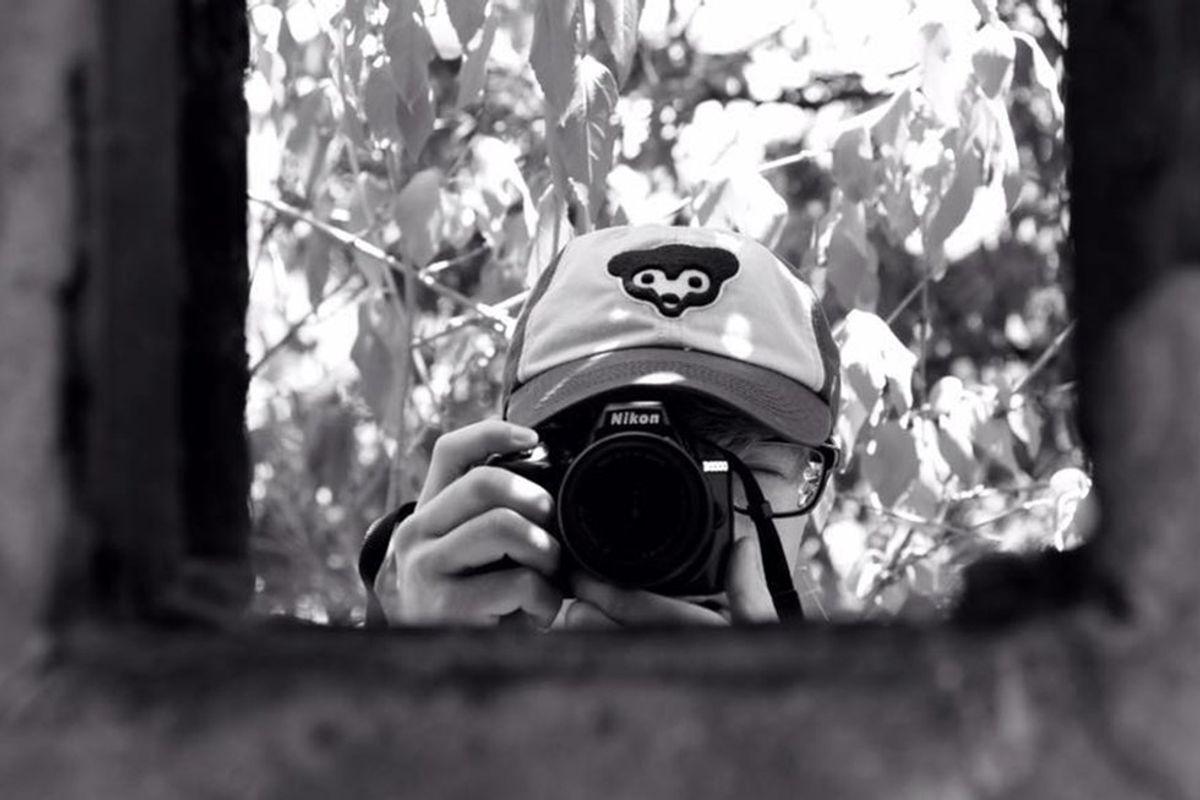 Through The Eye Of A Lens