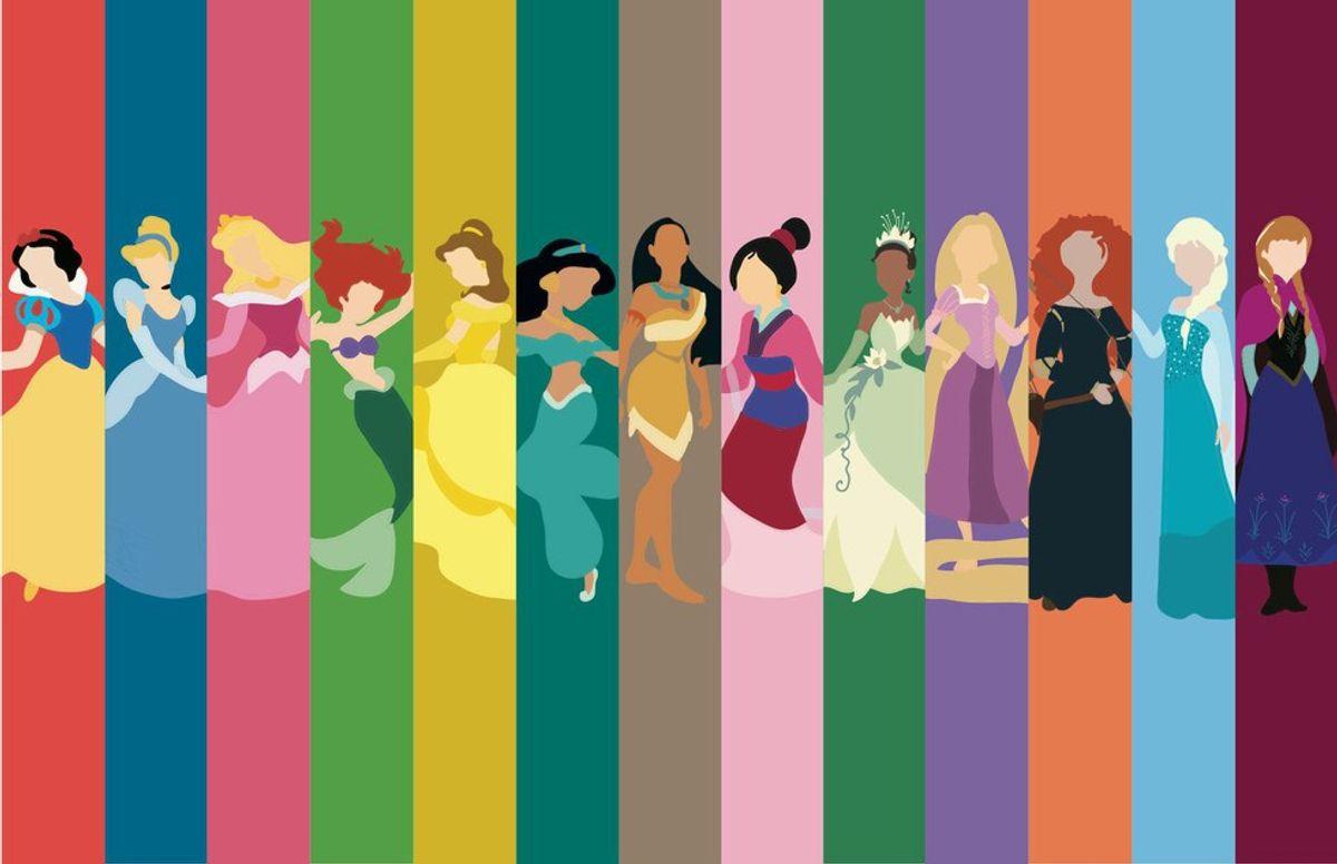 How Disney Effects Female Body Image