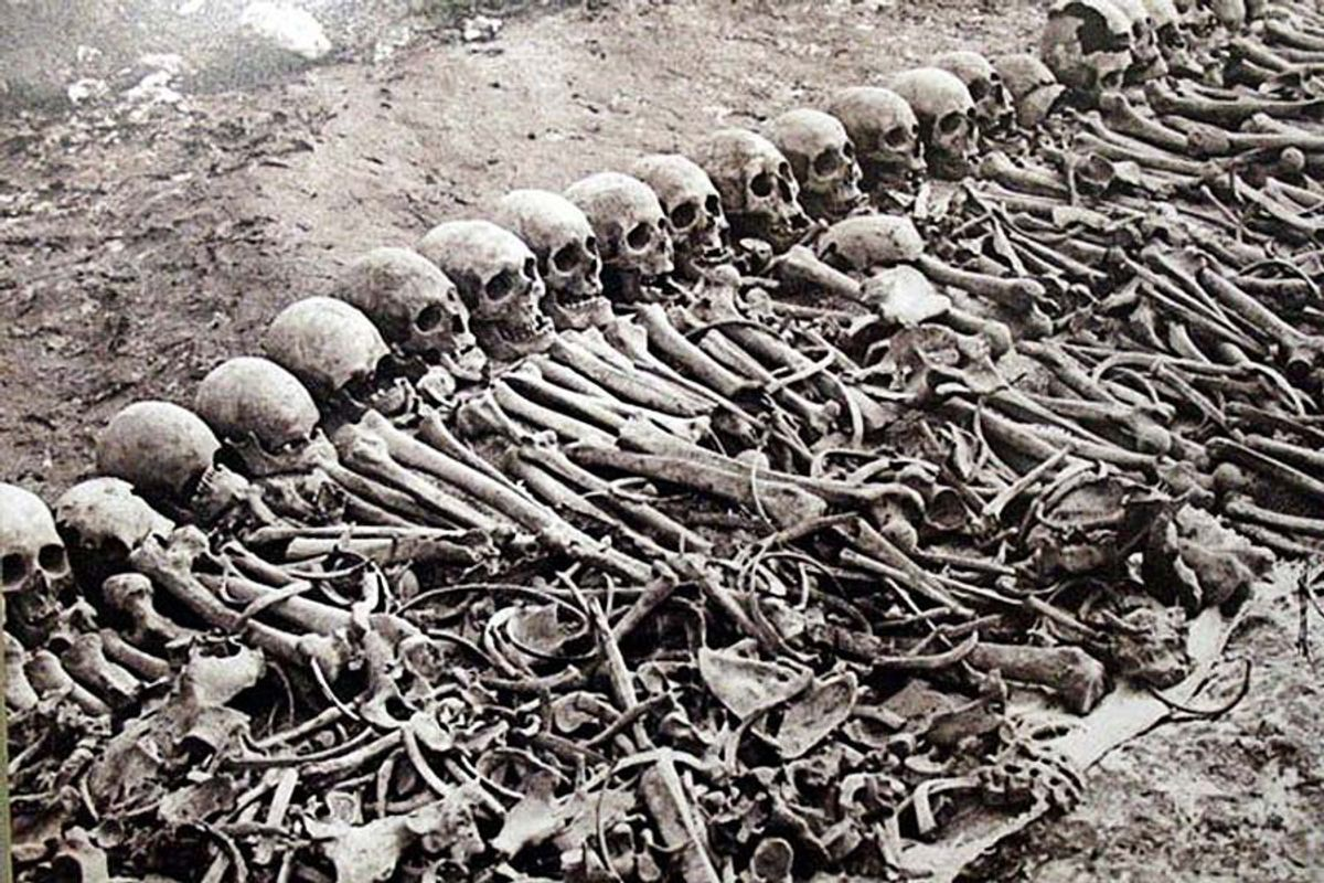 Democide: The Inevitable End Of Statism
