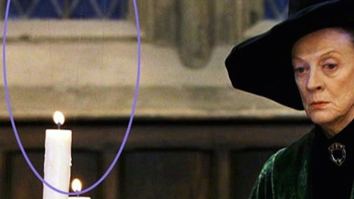 10 Mistakes In The 'Harry Potter' Movies