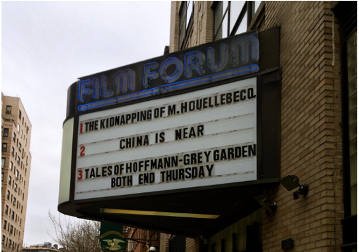 The Story Of NYC's Last Nonprofit Cinema