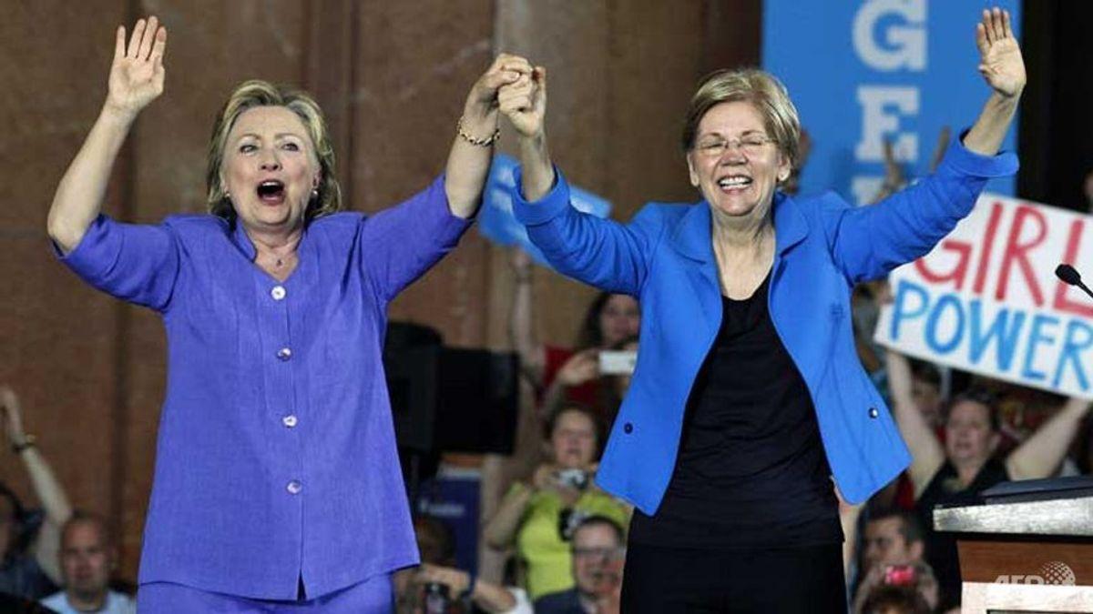 Did Elizabeth Warren Sell Out?