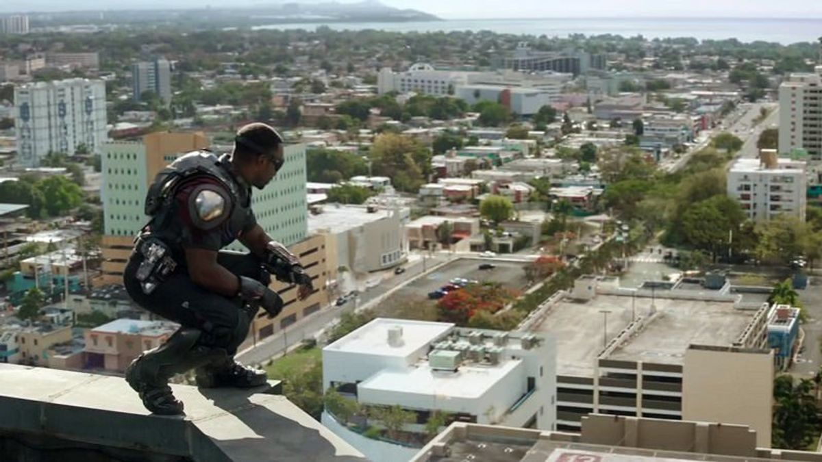 9 Movies And TV Shows You Didn't Know Were Filmed In Puerto Rico
