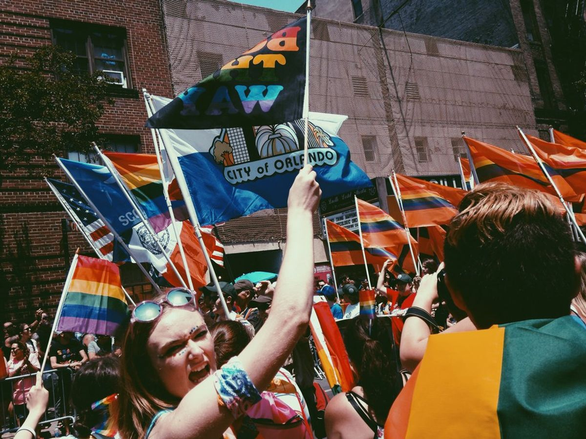 At New York City Pride, We Turned Fear Into Strength