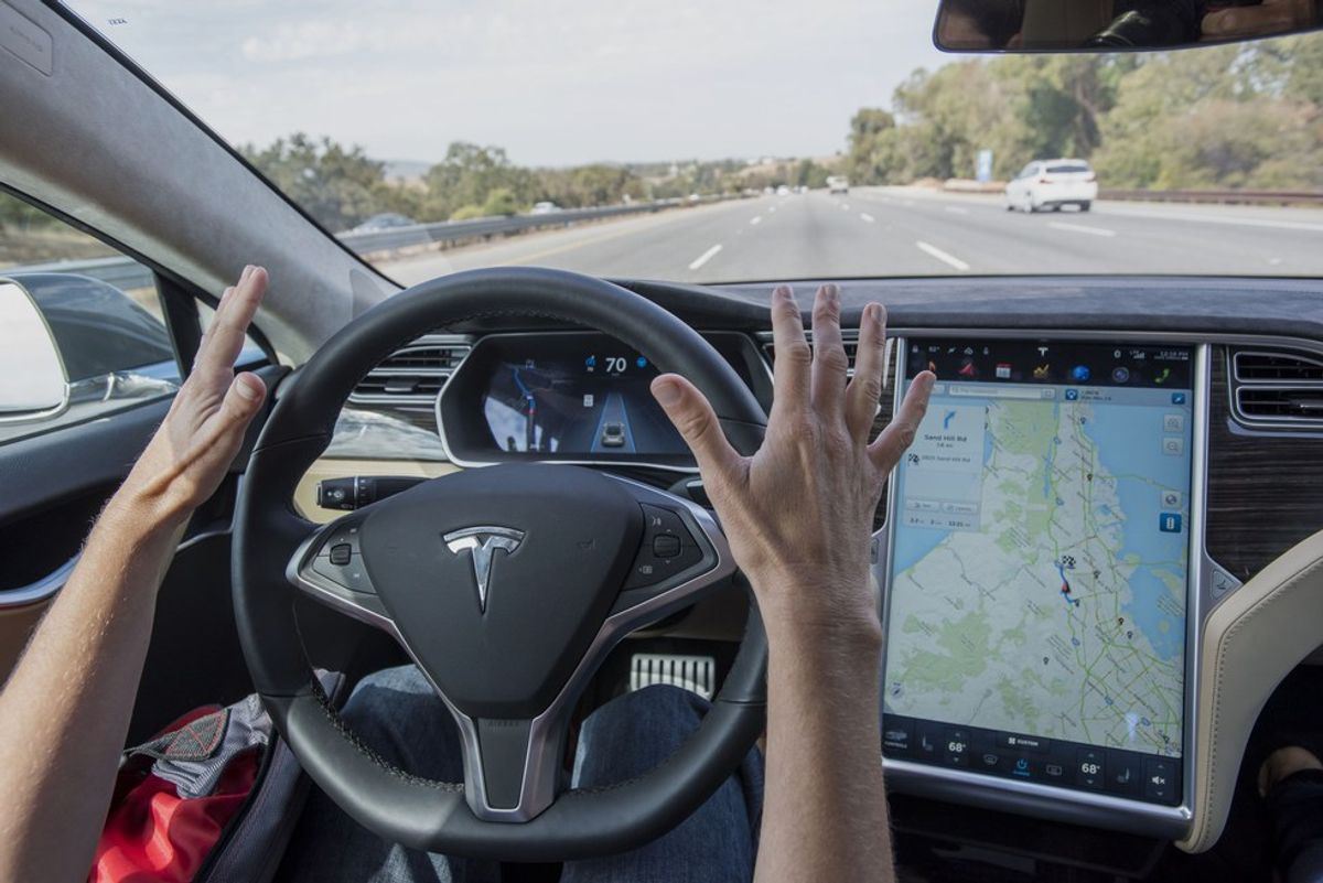 Tesla Crash And Self-Driving Cars: Solution Or Problem?