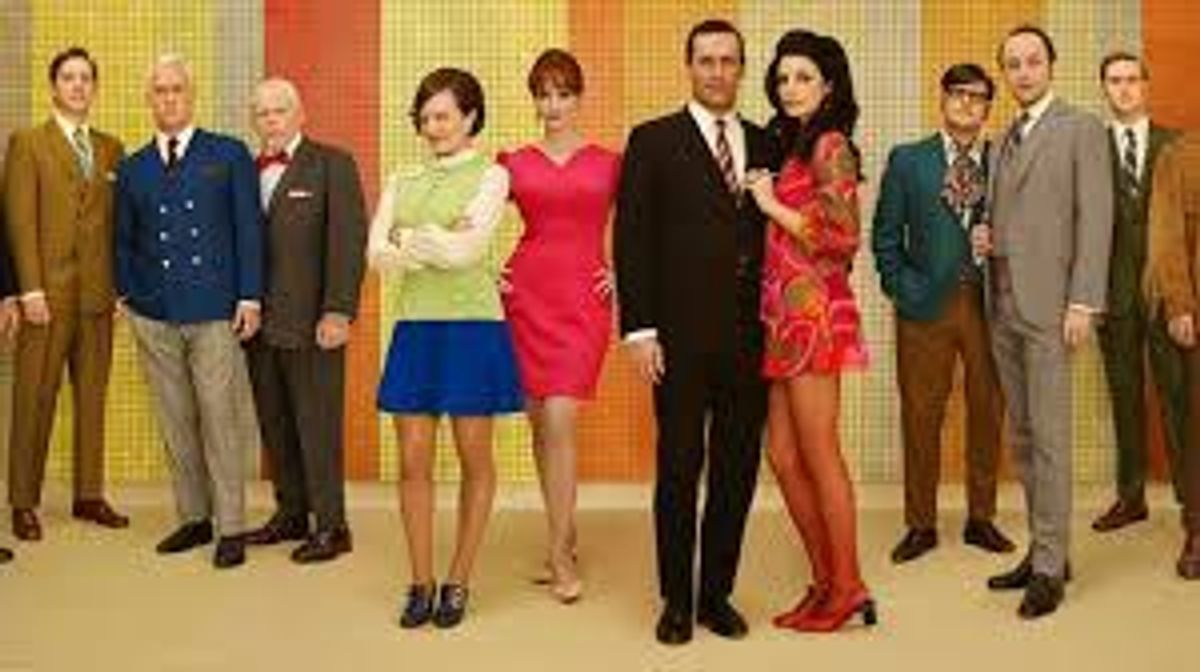 11 Lessons I Learned From Watching 'Mad Men'