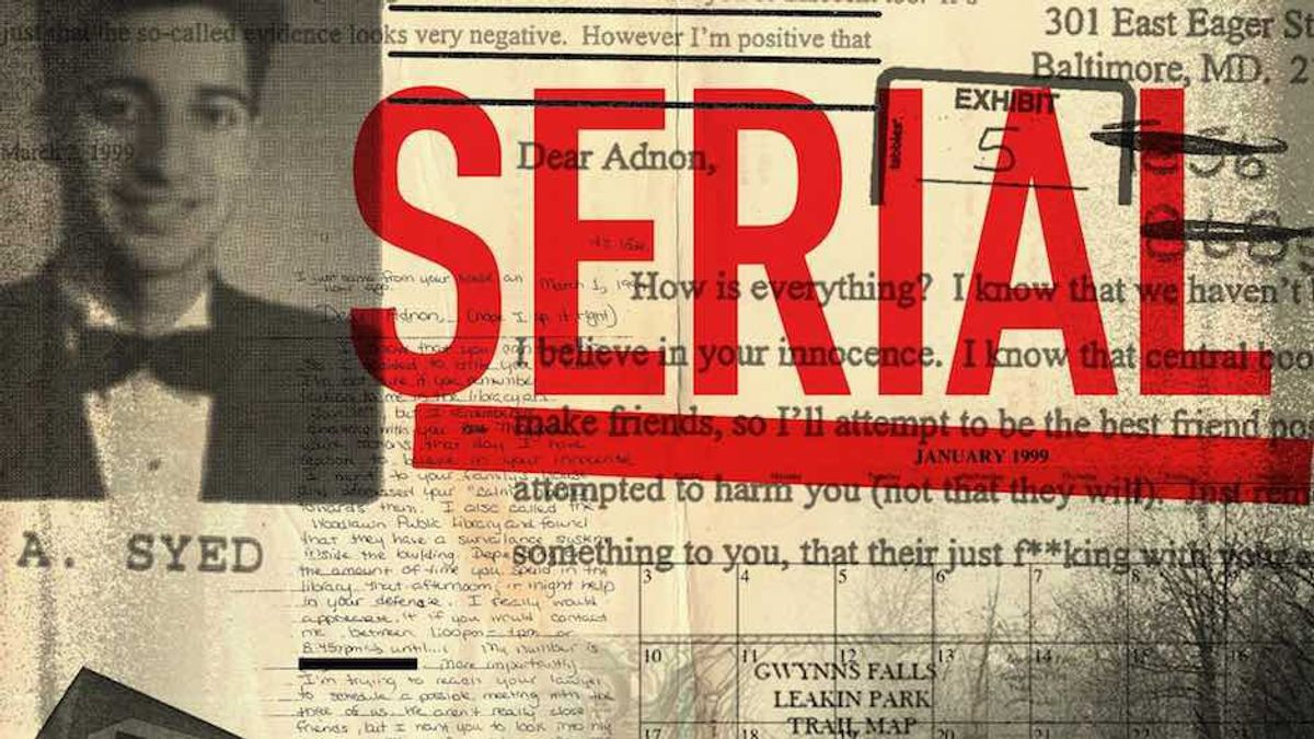 """Next Time On 'Serial'..."""