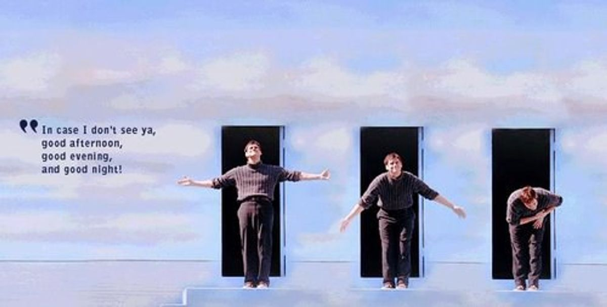 Keeping Up With The Truman Show