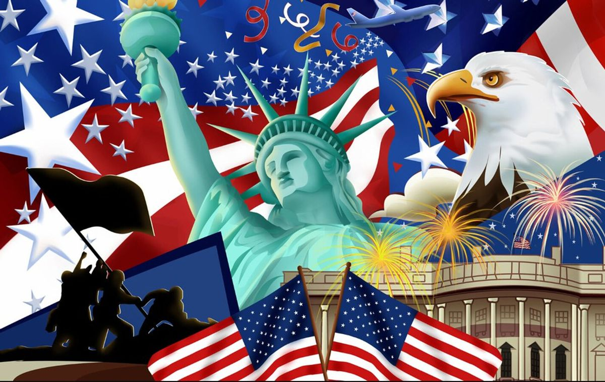 The 4th Of July & American Pride