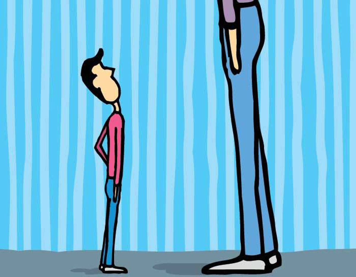 27 Not-So-Small Situations That Short People Can Understand
