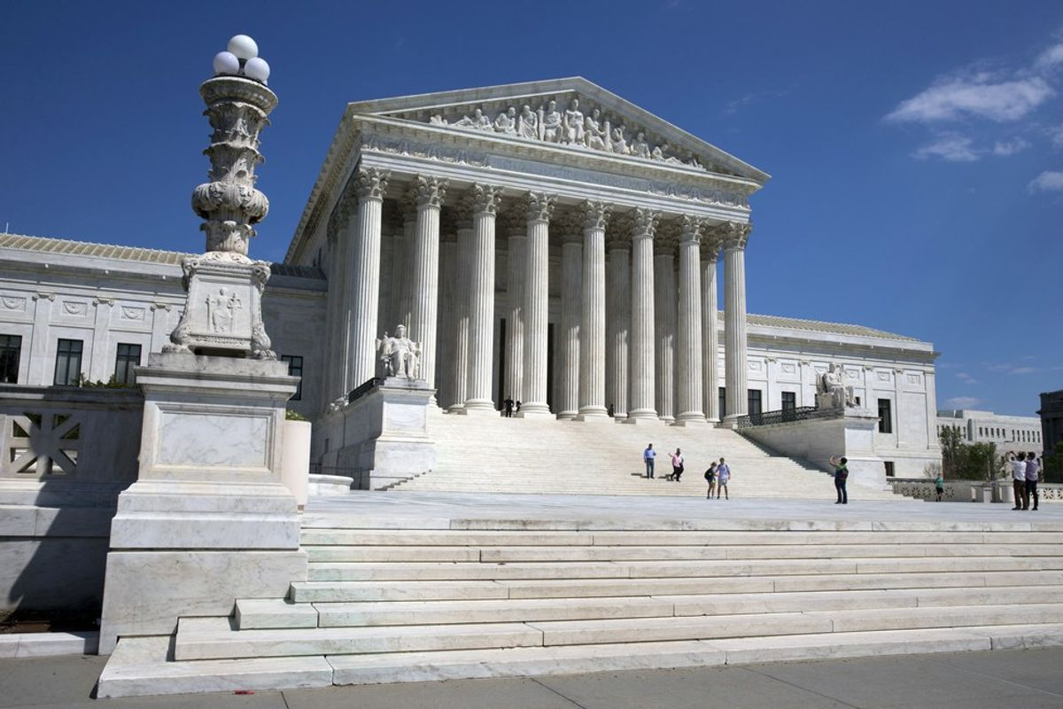 This Week in the Supreme Court