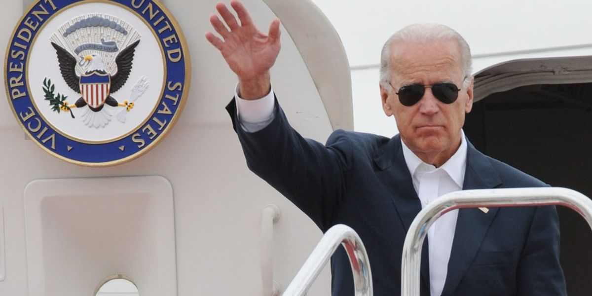 10 Reasons Why My Love For Joe Biden Knows No Bounds