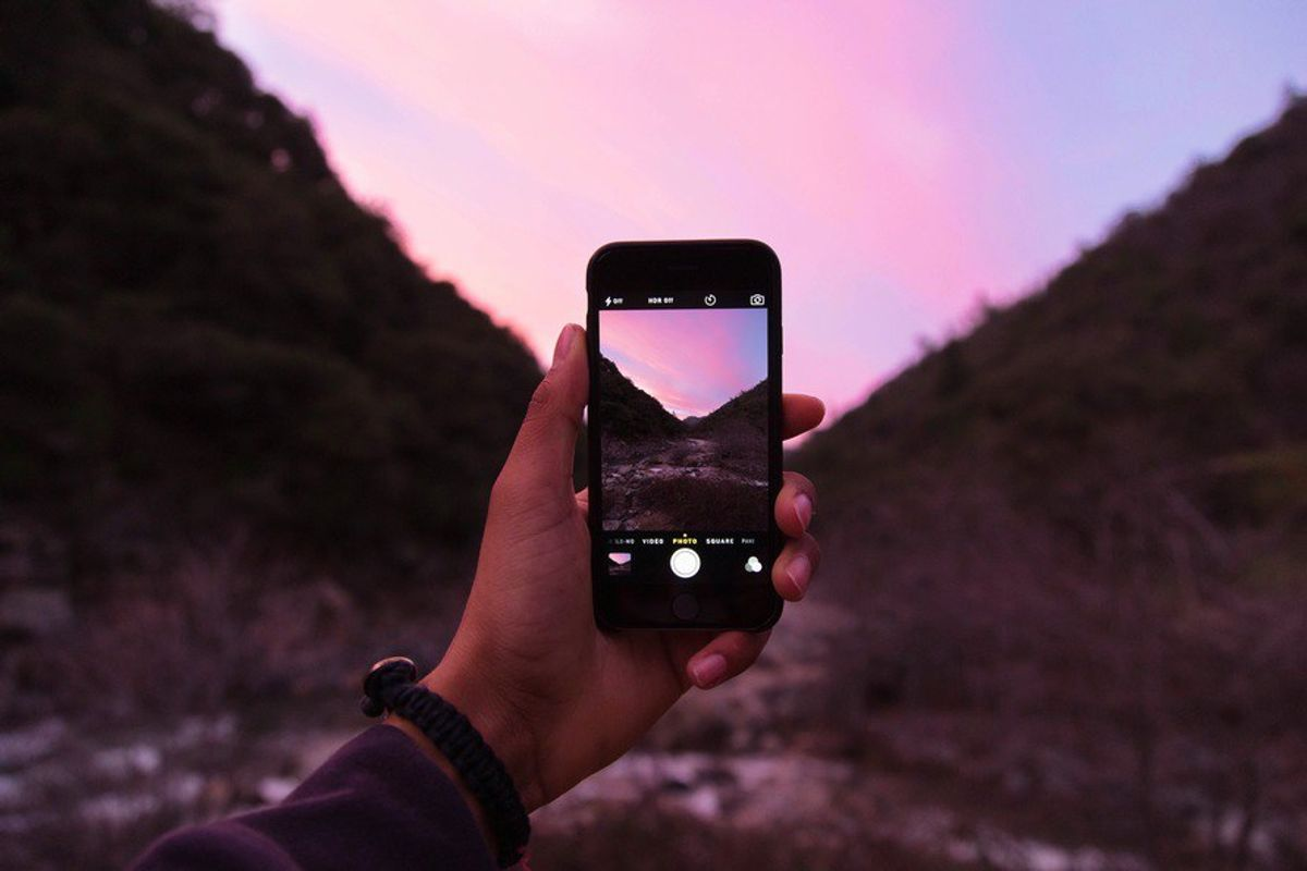 Why We Need To Put Down Our Phones And Start Living Again