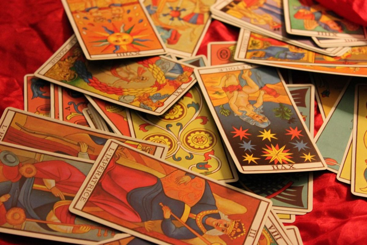 In The Cards: A Brief History Of Divination And Cartomancy