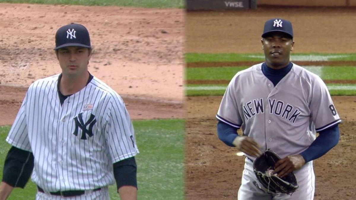 New York Yankees: Aroldis Chapman Or Andrew Miller?