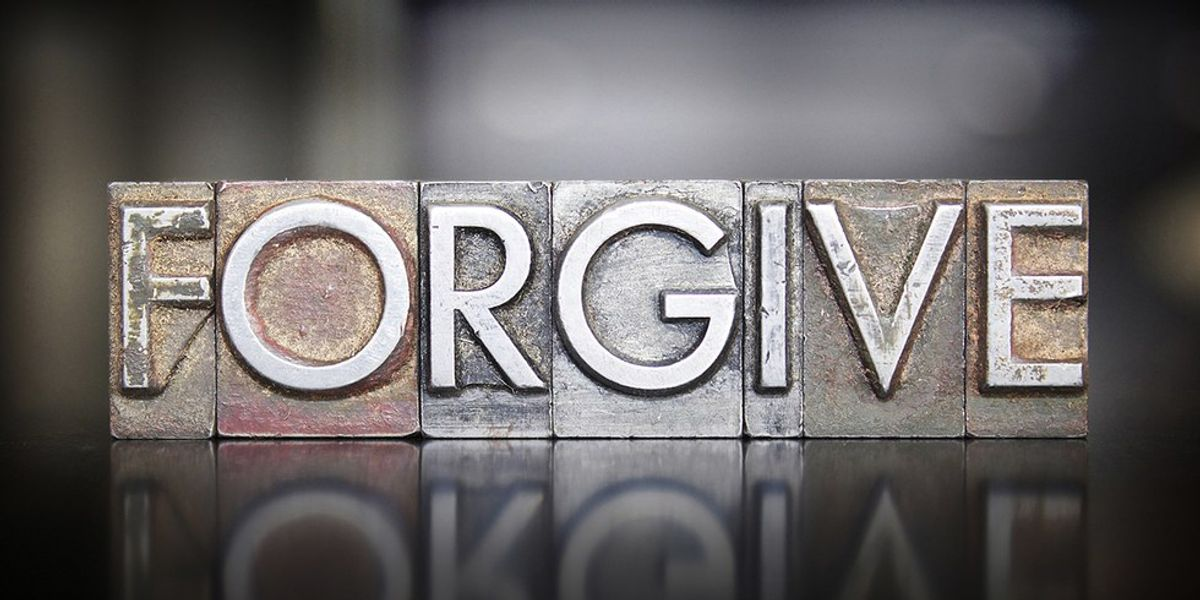 Why It's Important To Forgive People