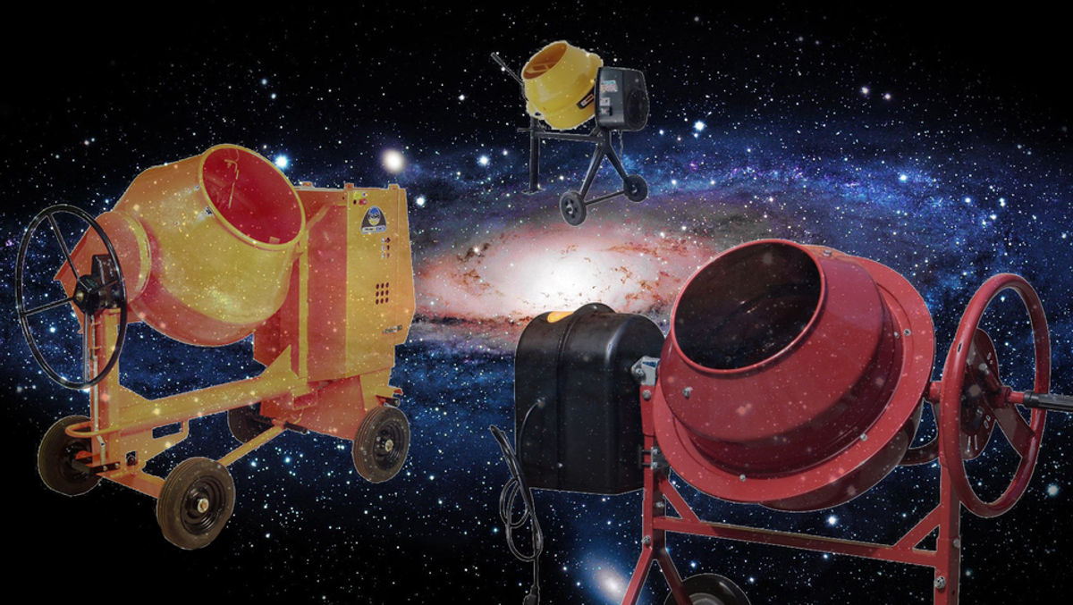 Which Cement Mixer Are You Based On Your Zodiac Sign?