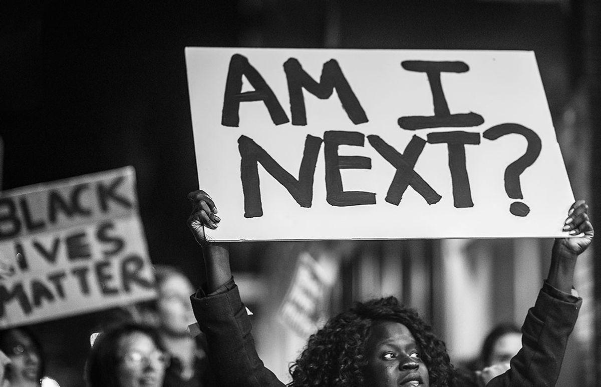 We Never Said ONLY Black Lives Matter!