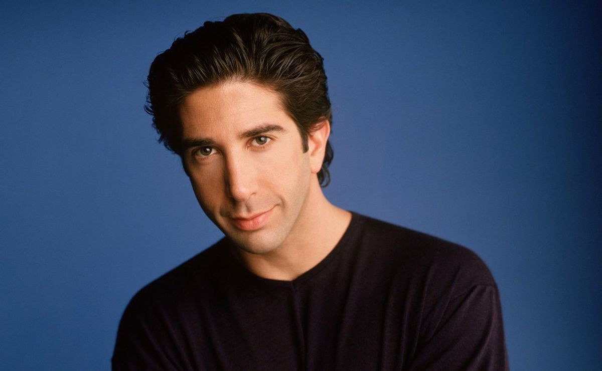 9 Relatable Situations Told By Ross Geller