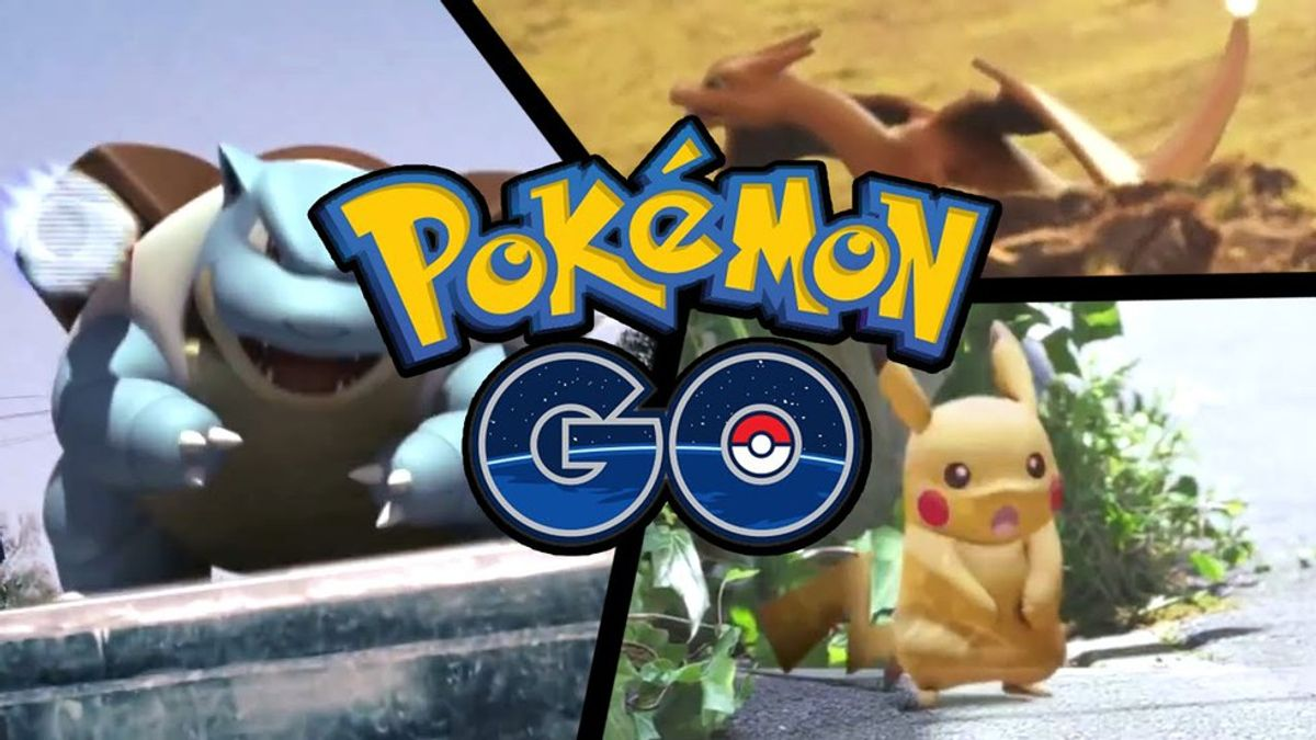 Pokémon Go: The Start of Something Special