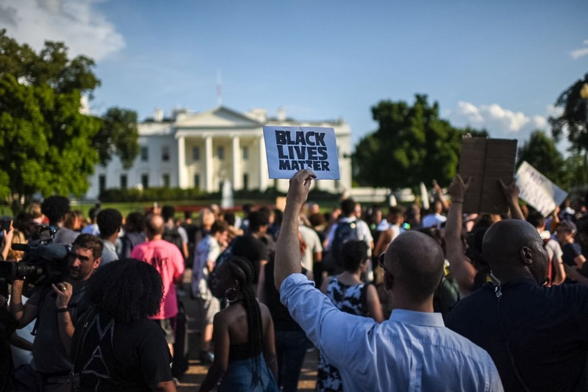 5 Meaningful Images From Protests Across The Country