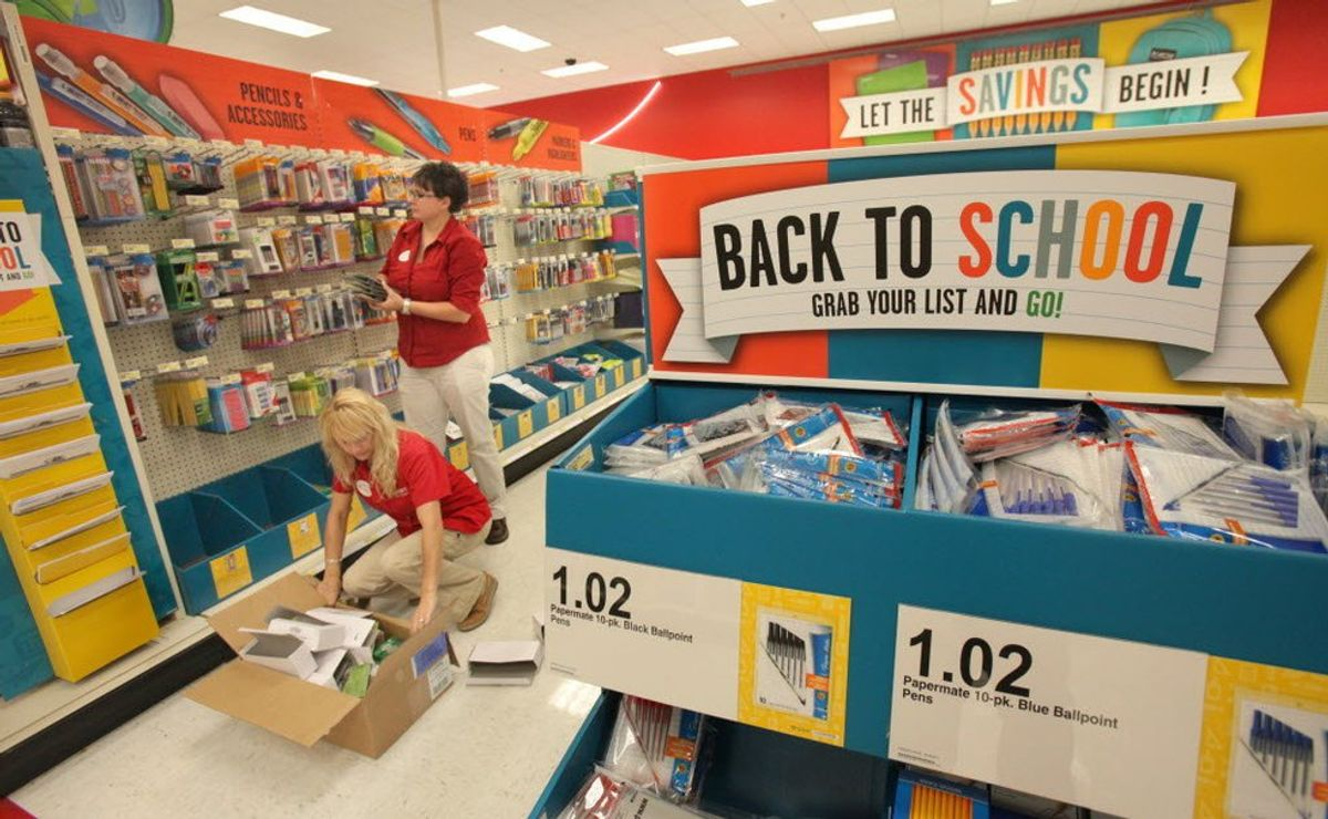 The Hidden Reasons Behind Early Back-To-School Sales