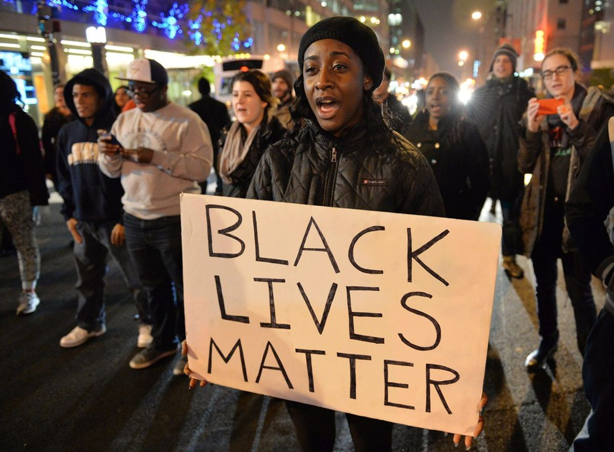 Stop Saying 'All Lives Matter'