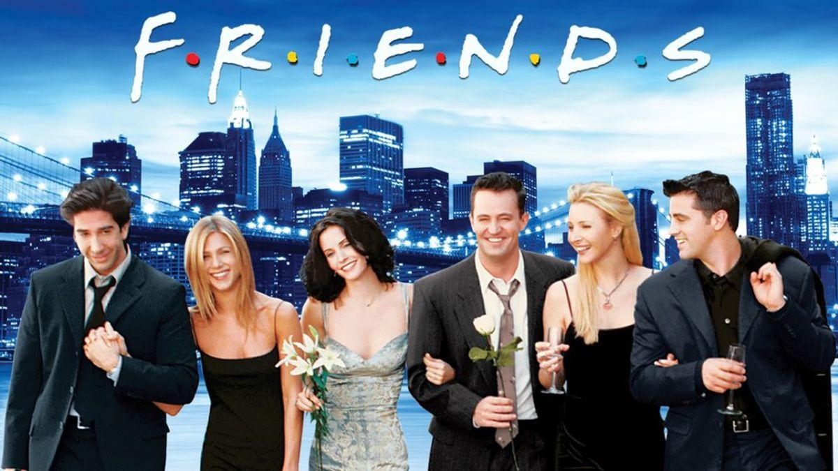20 Things I Learned From 'Friends'