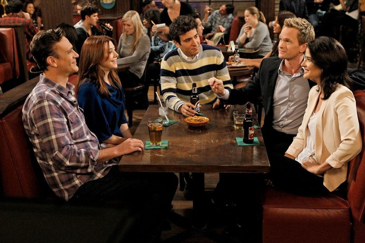 Being Home From College For The Summer As Told By 'How I Met Your Mother'