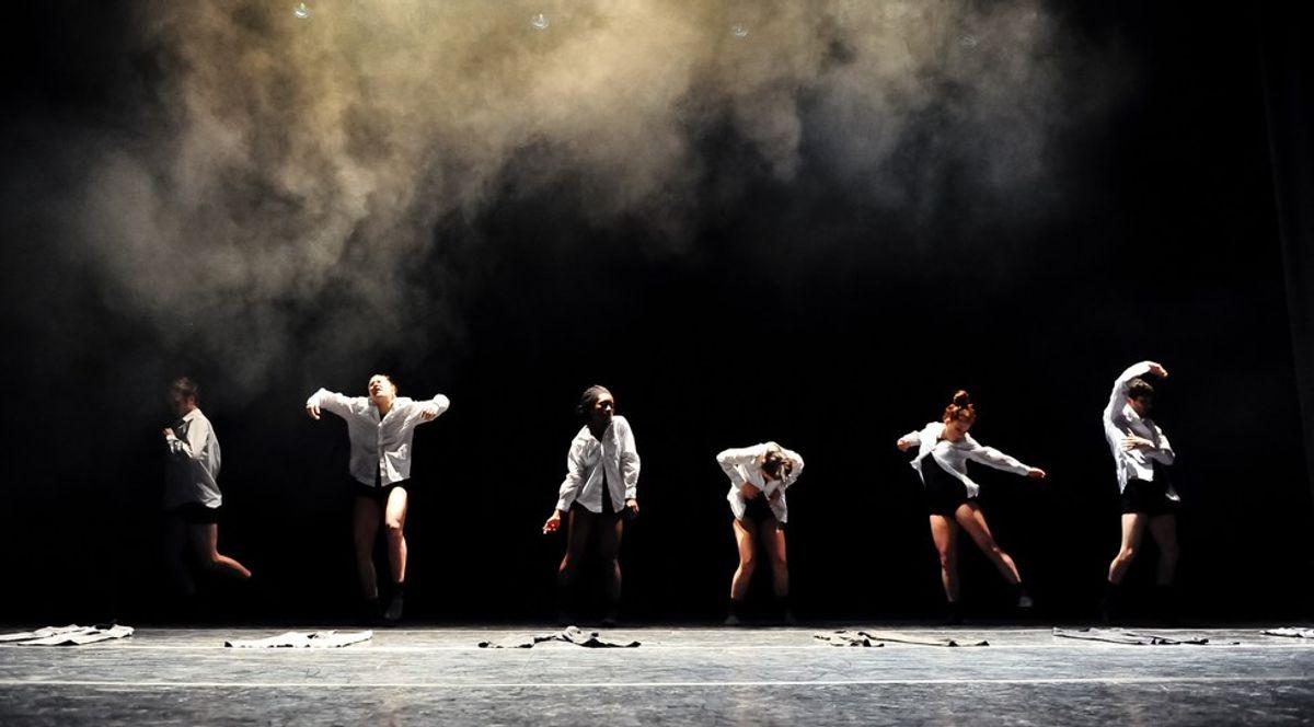 When Words Fail, Dance Speaks.