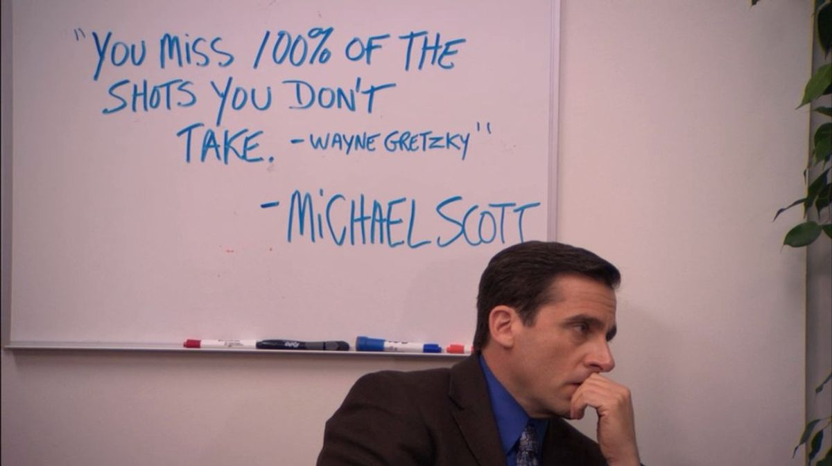 The Summer Slump, As Told By Michael Scott